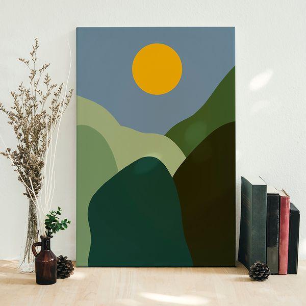 Cuadro-Decorativo-Landscape-V-60-45-2Cm-Canvas-Colores-Varios