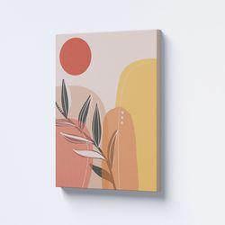 Cuadro-Decorativo-Landscape-VII-60-45-2Cm-Canvas-Colores-Varios