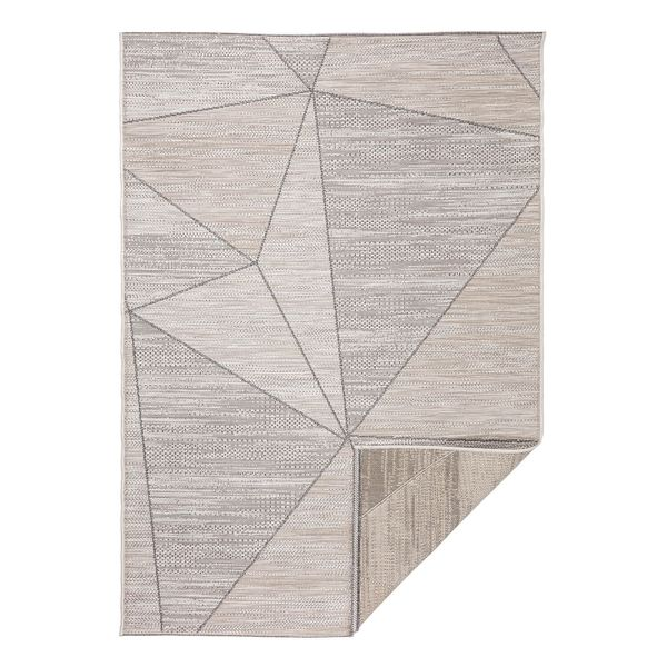 Tapete-Mira-Abstract-120-170Cm-Beige