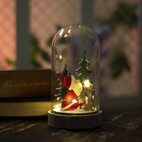 Navidad-Snowglobe-Santa-Pradera-9-16Cm
