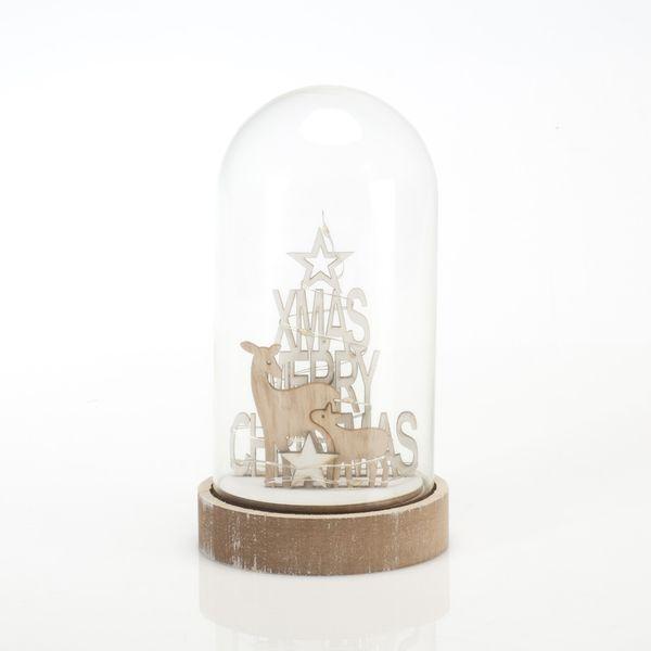 Navidad-Snowglobe-Renos-Merry-Xmas-9-16Cm