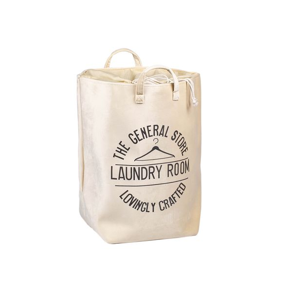 Bolsa-Ropa-Elodea-Laundry-30-30-50Cm-Beige