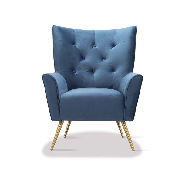 Poltrona-Bodiva-Terciopelo-Azul-66-Patas-Doradas------------