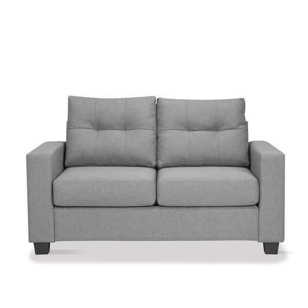 Sofa-2-Puestos-Lennon-Tela-It13-Gris-Claro------------------