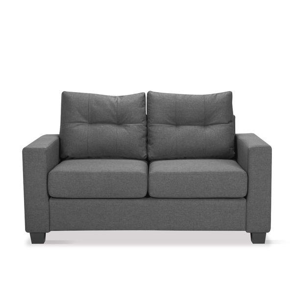 Sofa-2-Puestos-Lennon-Tela-It09-Gris-Oscuro-----------------