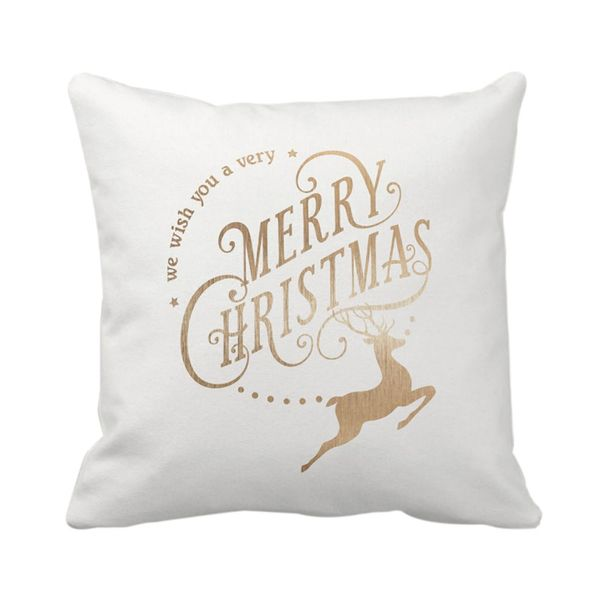 Navidad-C20-Funda-Cojin-Reindeer-We-Wish-You-45-45Cm-Poliest