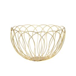 Frutero-Gold-25-15Cm-Metal-Dorado---------------------------