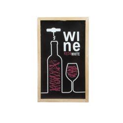 Porta-Corchos-Wine-R-W-21-5-35Cm-Mdf-Natural-Negro----------