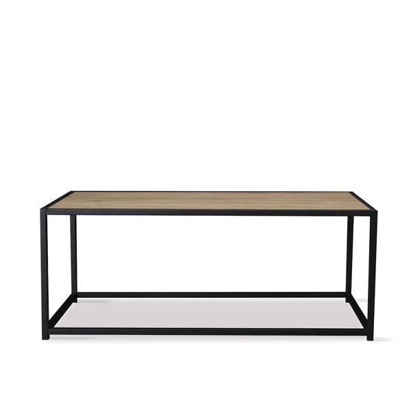 Mesa-De-Centro-New-Seaford-100-50-40-Cm-Mdf-Natural-Negro---