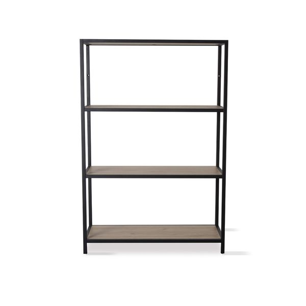 Biblioteca-New-Seaford-3-77-35-114-Cm-Mdf-Natural-Negro-----