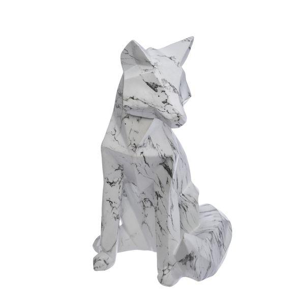 Figura-Zorro-Marble-17-15.5-25cm