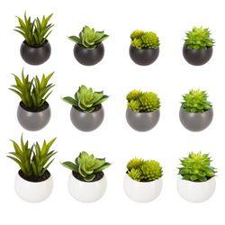 Planta-Artificial-con-Iman-Kleine-7-8cm