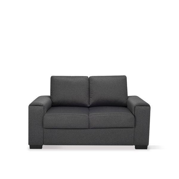 Sofa-2-Puestos-New-Verona-Basilea-Gris-Humo