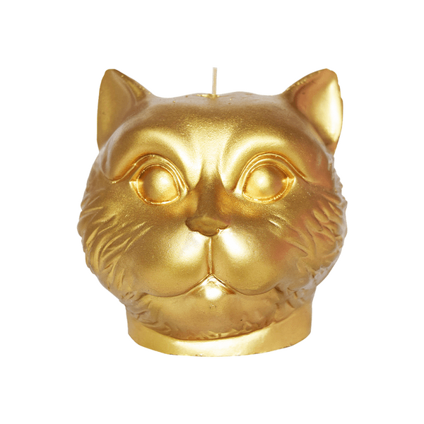 Vela-Decorativa-Big-Cat-Dorado-Sin-Aroma