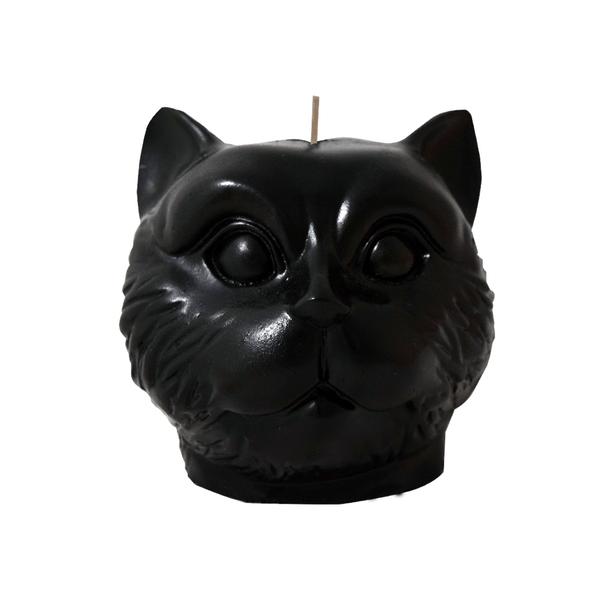 Vela-Decorativa-Big-Cat-Negro-Sin-Aroma
