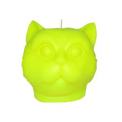 Vela-Decorativa-Big-Cat-Verde-Sin-Aroma