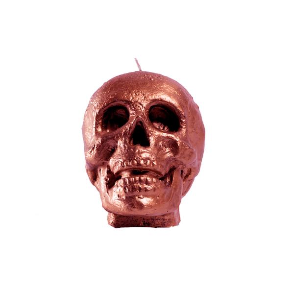 Vela-Decorativa-Big-Skull-Bronce-Sin-Aroma