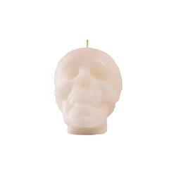 Vela-Decorativa-Big-Skull-Blanca-Sin-Aroma