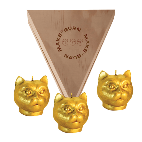 Set-3-Velas-Decorativas-Mini-Cat-Dorado-Sin-Aroma