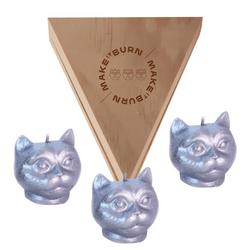 Set-3-Velas-Decorativas-Mini-Cat-Plata-Sin-Aroma