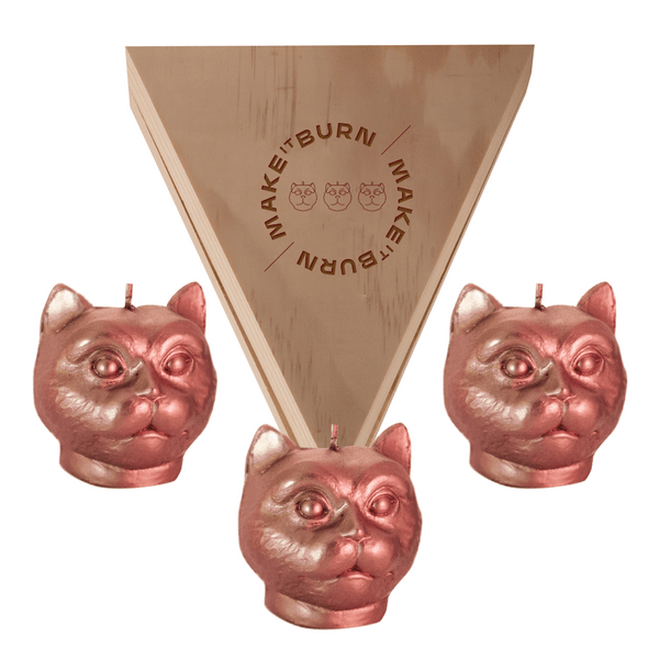 Set-3-Velas-Decorativas-Mini-Cat-Bronce-Sin-Aroma