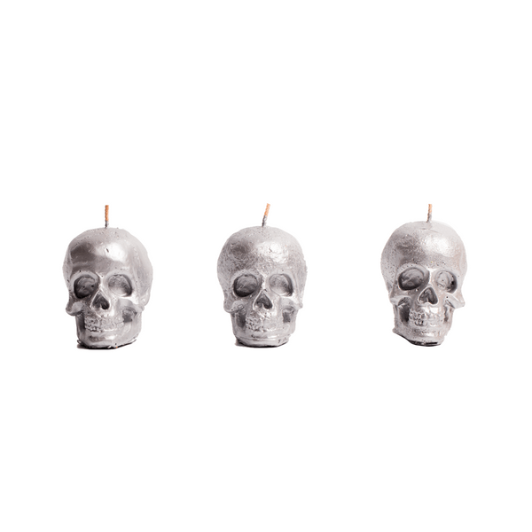 Set-3-Velas-Decorativas-Mini-Skull-Plata-Sin-Aroma