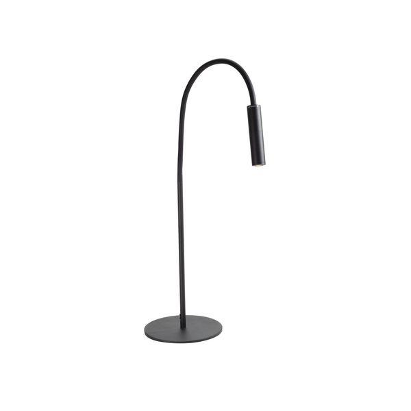 Lampara-De-Mesa-Pole-Flex-Negro