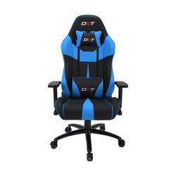 Silla-Giratoria-Gamer-Dxt-Poseidon-Azul-Negro