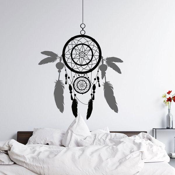 Vinilo-Decorativo-Atrapasueños-Ojib-130-105Cm