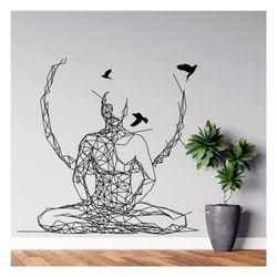 Vinilo-Decorativo-Yoga-95-104Cm