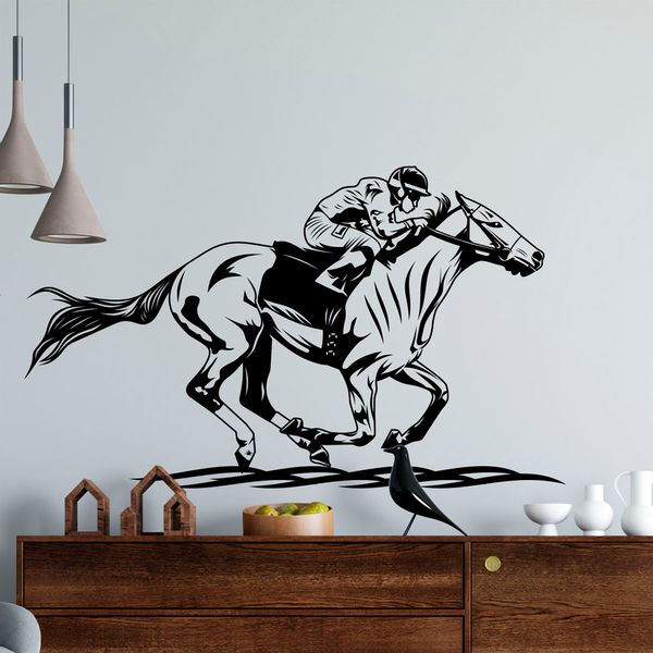 Vinilo-Decorativo-Horse-59-100Cm