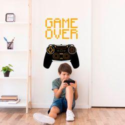 Vinilo-Decorativo-Game-Over-111-80Cm