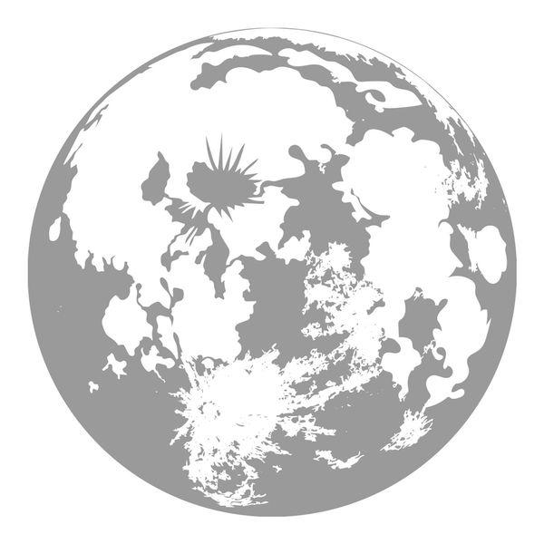 Vinilo-Decorativo-Luna-100-100Cm