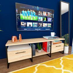 Carro-Tv-Elba-140-50-40Cm-Natural