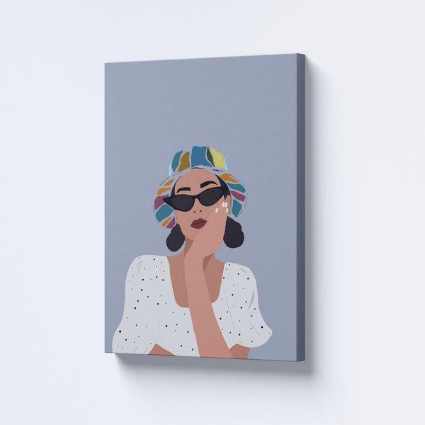 Cuadro-Decorativo-Silhou-III-60-45-2Cm-Canvas