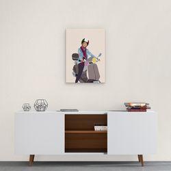 Cuadro-Decorativo-Silhou-IV-60-45-2Cm-Canvas