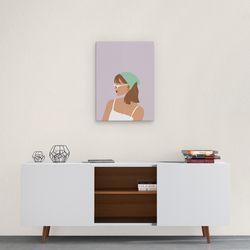 Cuadro-Decorativo-Silhou-V-60-45-2Cm-Canvas