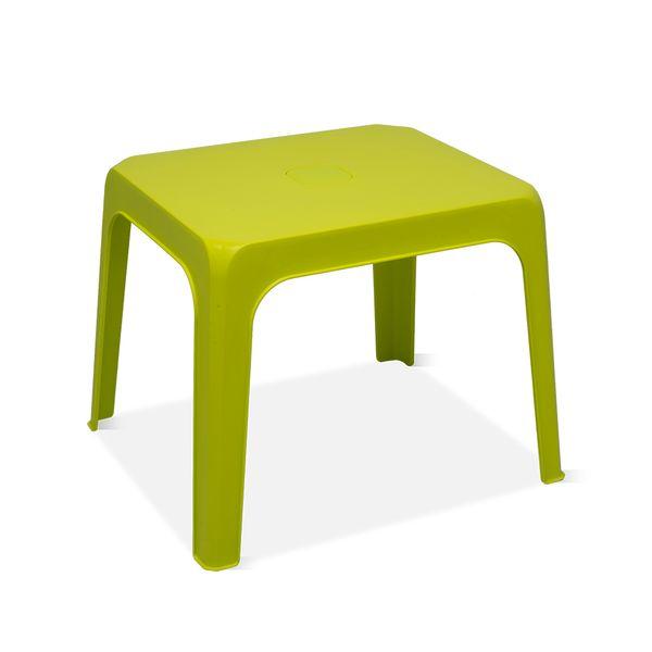 Mesa-Auxiliar-Kids-Monobloc-Verde