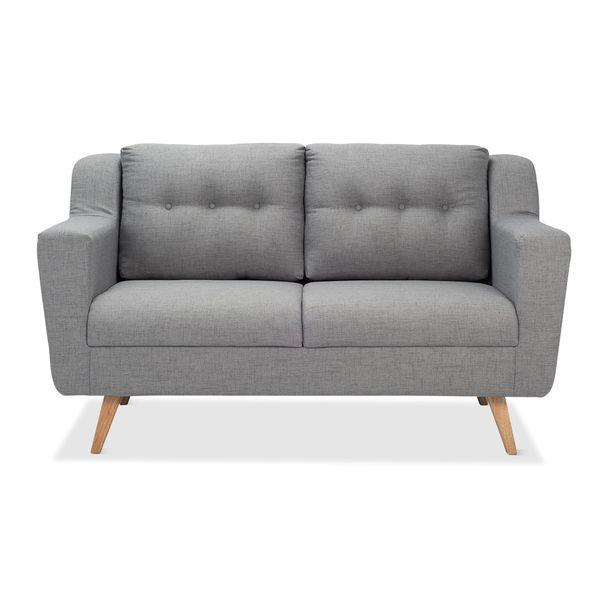 Sofa-2P-Dublin-Gris