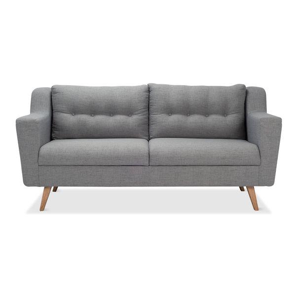 Sofa-3P-Dublin-Gris