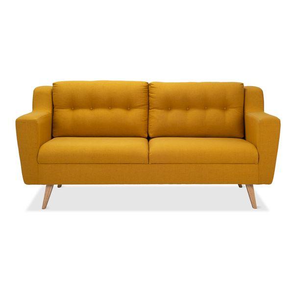 Sofa-3P-Dublin-Mostaza