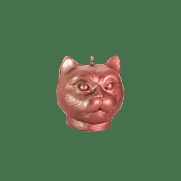 Vela-Decorativa-Mini-Cat-Bronce-Sin-Aroma