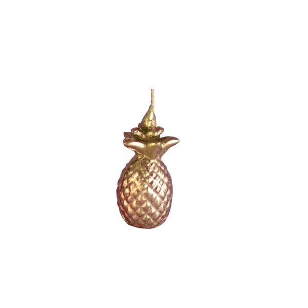 Vela-Decorativa-Mini-Piña-Dorado-Sin-Aroma