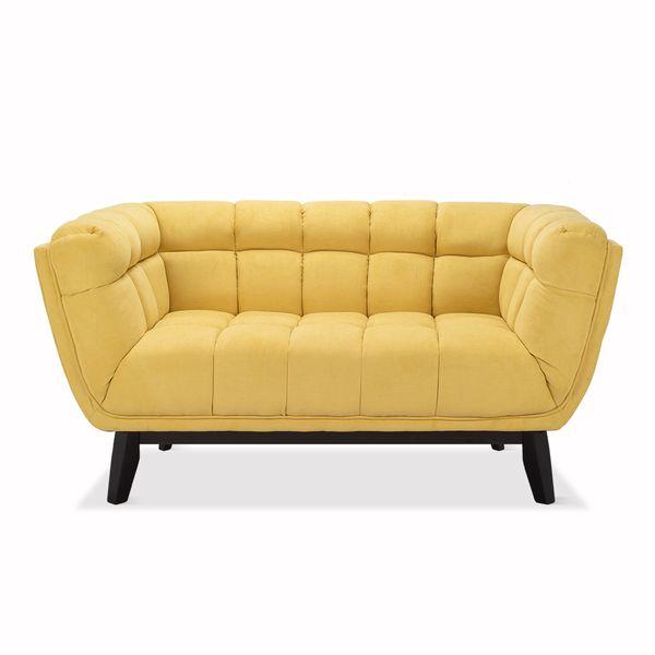 Sofa-2P-Maple-Mostaza