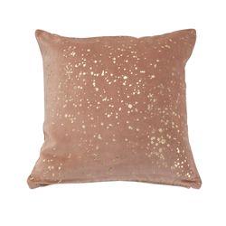 Funda-Cojin-C1-20-Sprinkle-45-45Cm-Rosa-Dorado