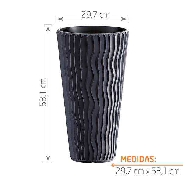 Matera-Sandy-51-30-30Cm-Negro