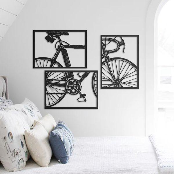 Set-3-Cuadro-Bicicletas-36-50Cm-Negro