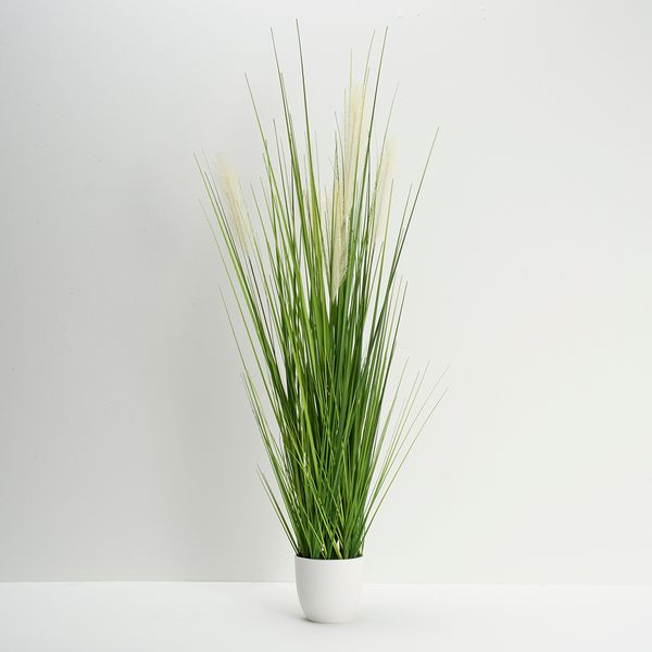 Planta-Artificial-Alta-Grass-110Cm-Blanco