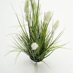 Planta-Artificial-Alta-Grass-80Cm-Blanco