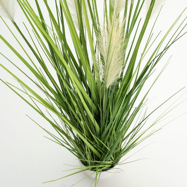 Planta-Artificial-Grass-80Cm-Blanco